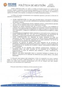 POLITICA GESTION ed04 - vigor - fda